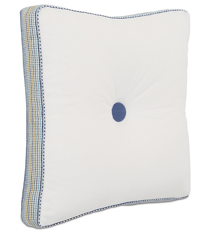 Baldwin White Boxed And Tufted - ,