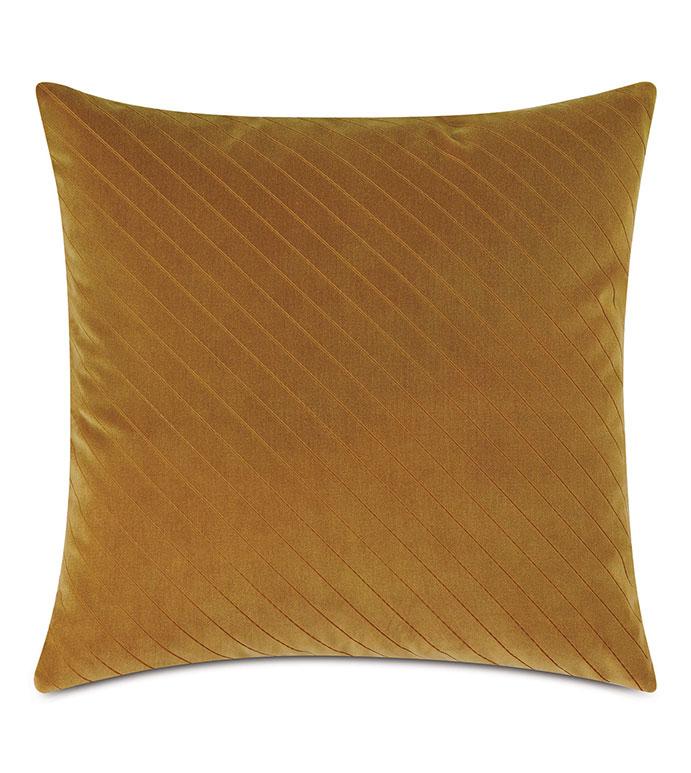Mackay Embossed Decorative Pillow