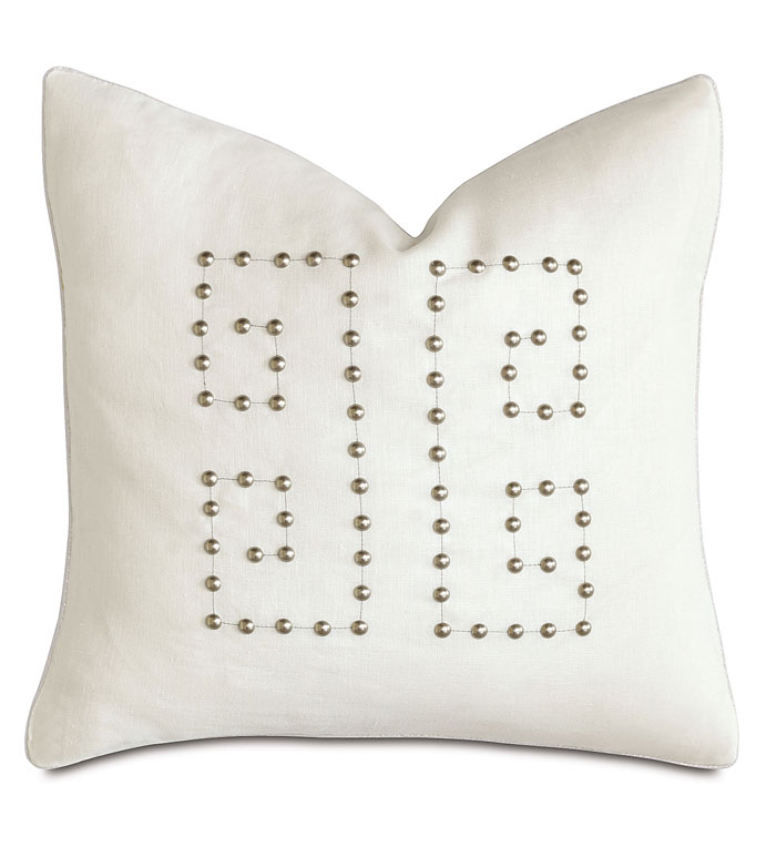 Breeze Shell With Nailheads