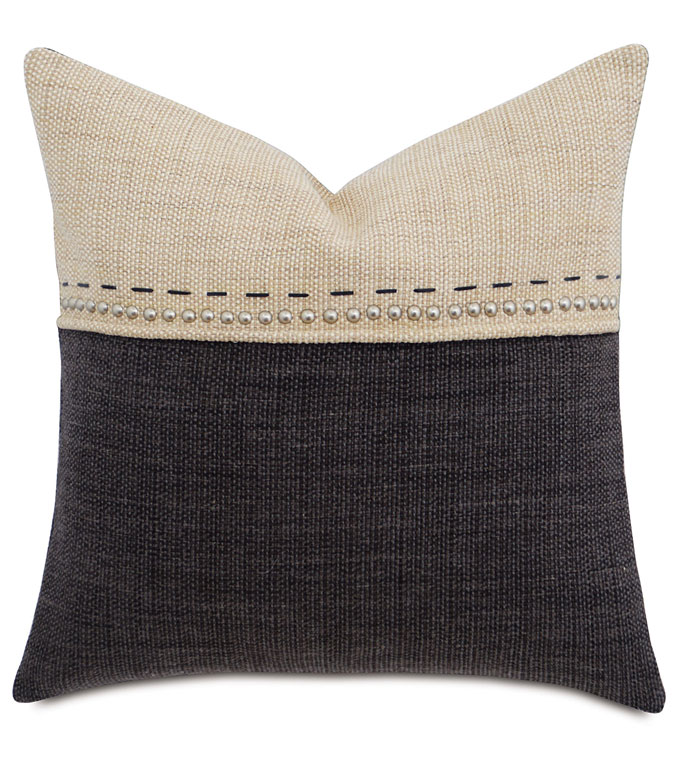 Gilmer Charcoal With Brulee Top - ,