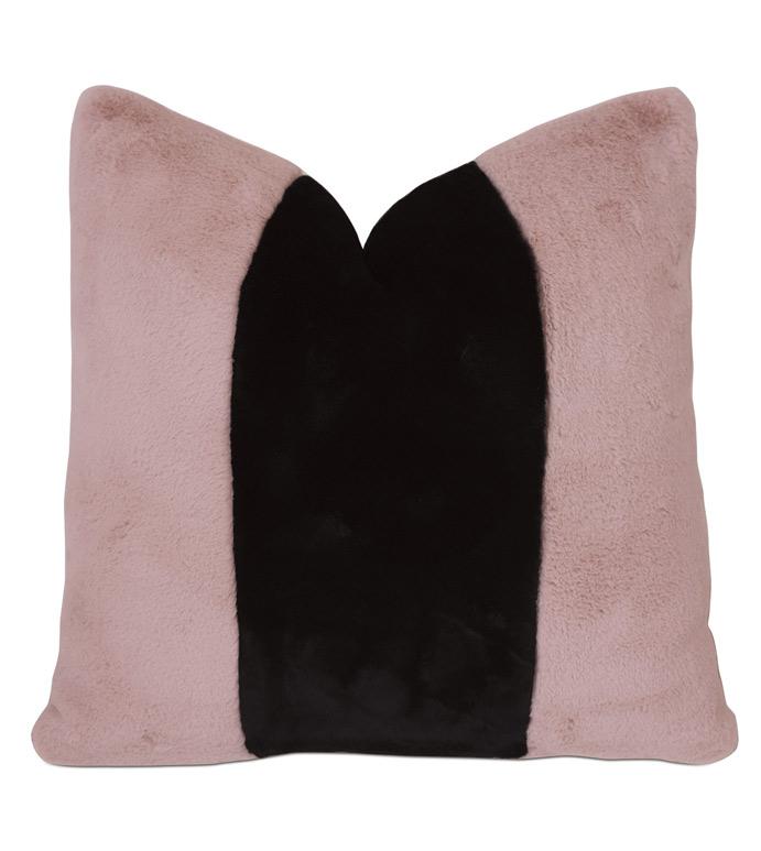 Spectator Color Block Decorative Pillow - ,