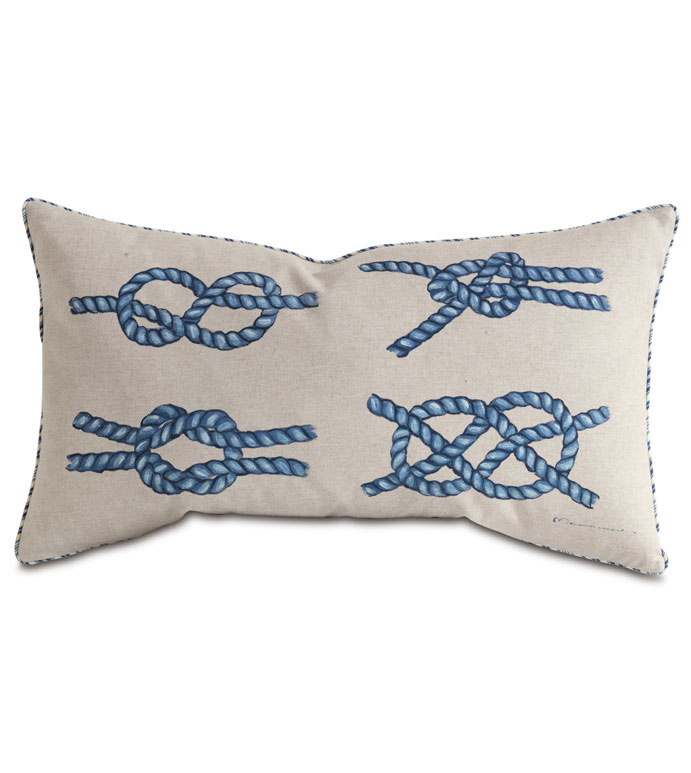 Greer Linen Hand-Painted - ,