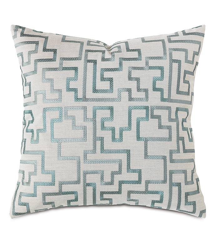 Central Park Accent Pillow - ,