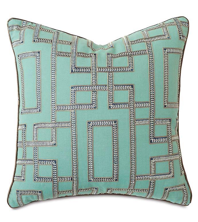 Hudson Accent Pillow - ,