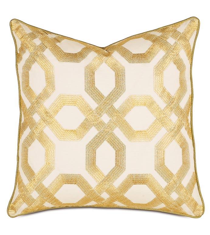 Luxe Dec Pillow A - ,