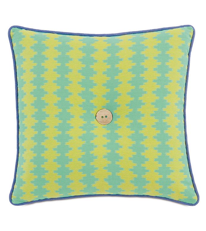 Azul Decorative Pillow - ,