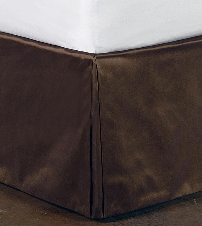 Freda Chocolate Skirt