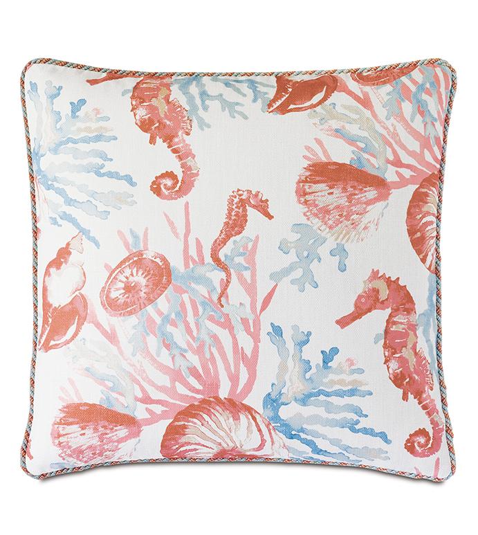 Bimini Cord Decorative Pillow