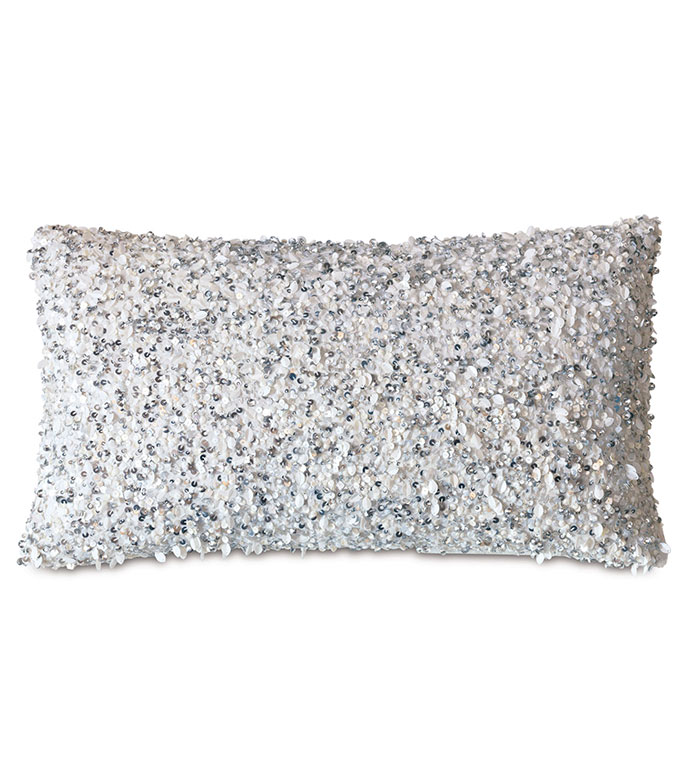 Crystal Platinum Bolster - ,