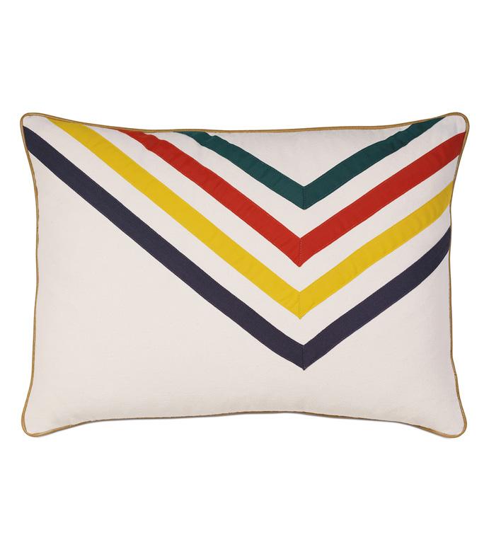Murray Natural Bolster - pillow,throw pillow,whimsical pillow,printed pillow,decorative pillow,boudoir sham pillow,sham accent pillow,bolster pillow,zip closure pillow,juvenile pillow,masculine pillow