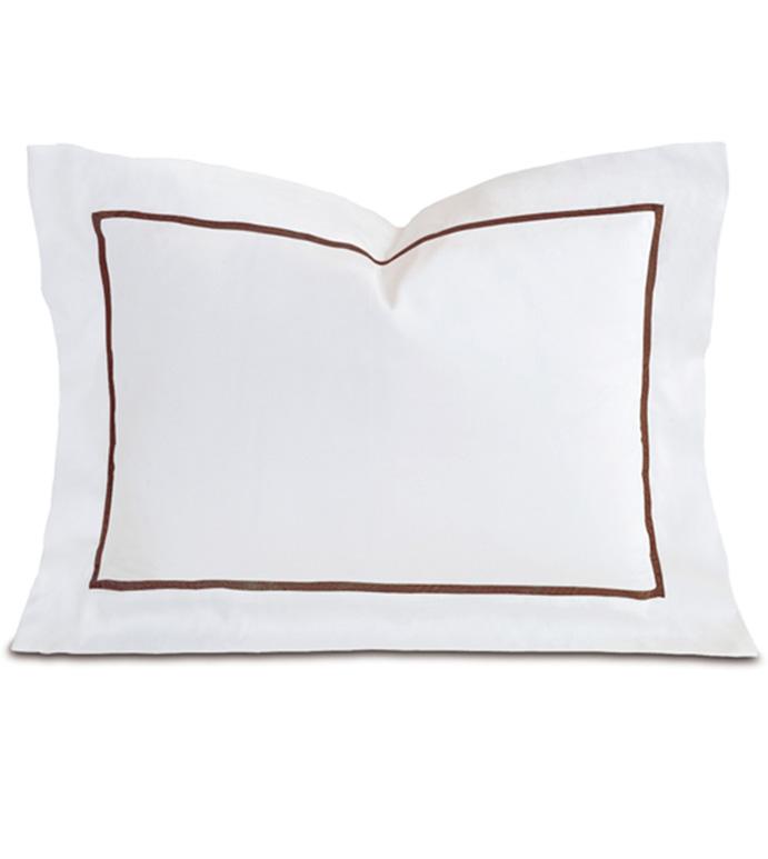 Linea White/Walnut Boudoir - ,