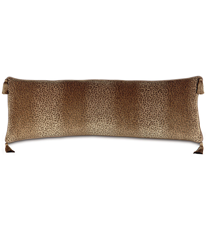 Congo Gold & Brown Grand Sham - ,