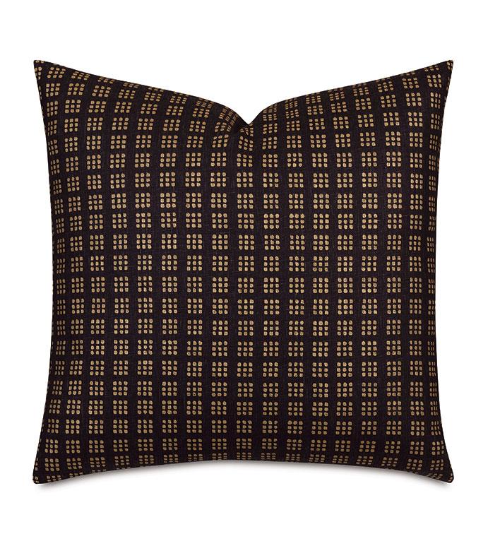 Effie Gold Decorative Pillow - ,