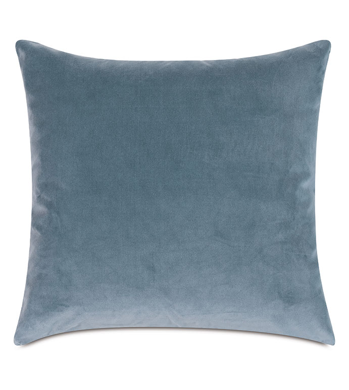 Blick Denim Decorative Pillow - ,