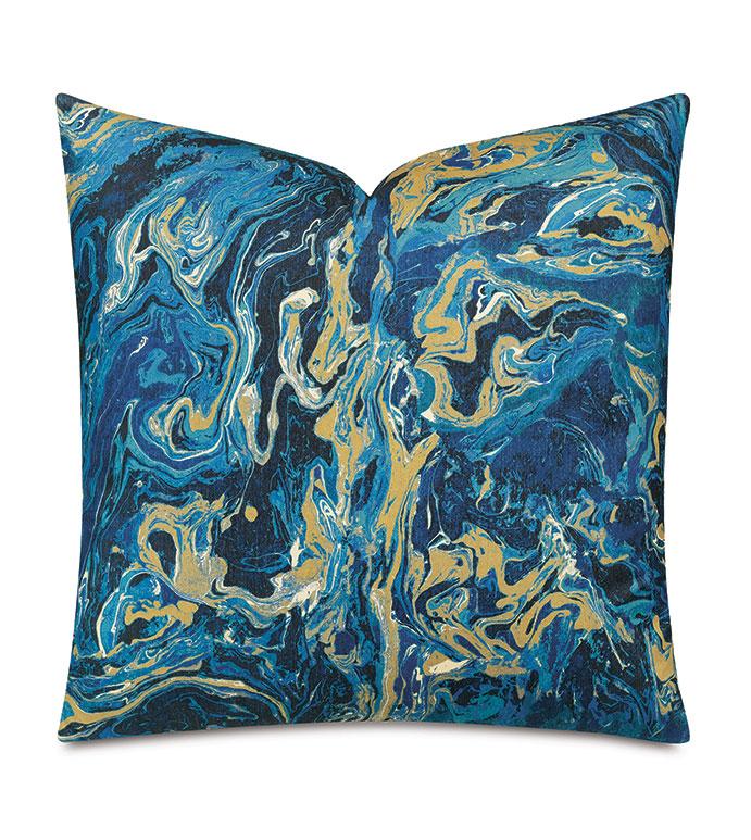 Gosia Ocean Decorative Pillow - ,