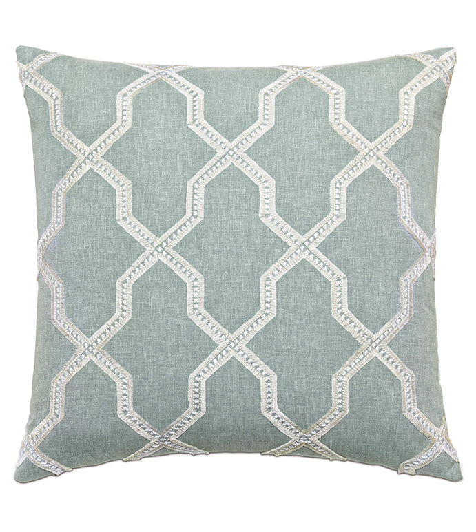 Ada Ocean Decorative Pillow - ,