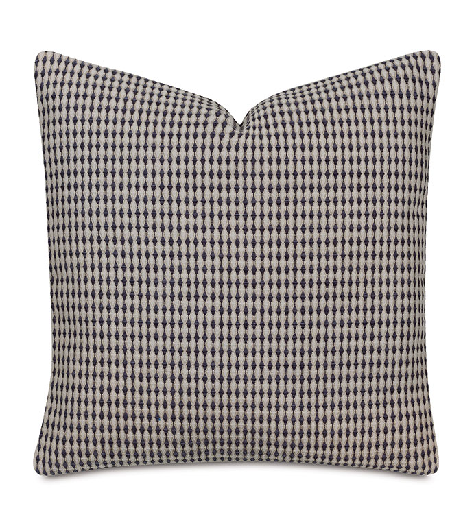 Tafoya Diamond Decorative Pillow