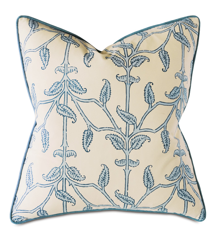 Capri Vine Decorative Pillow