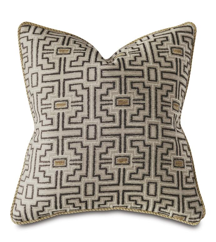 Tanzania Tribal Decorative Pillow