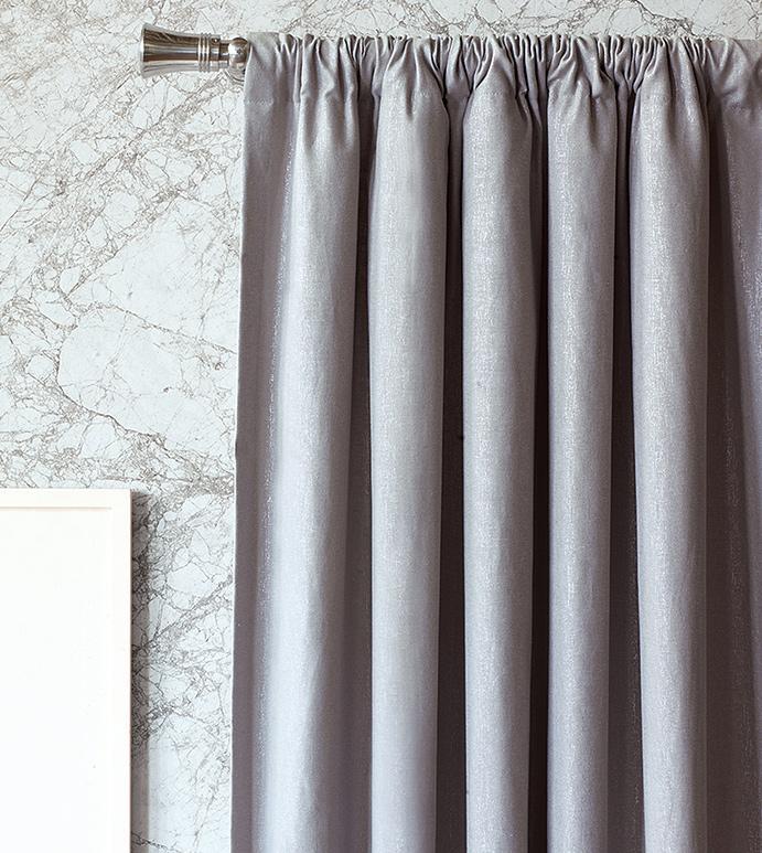 Hallie Opal Curtain Panel