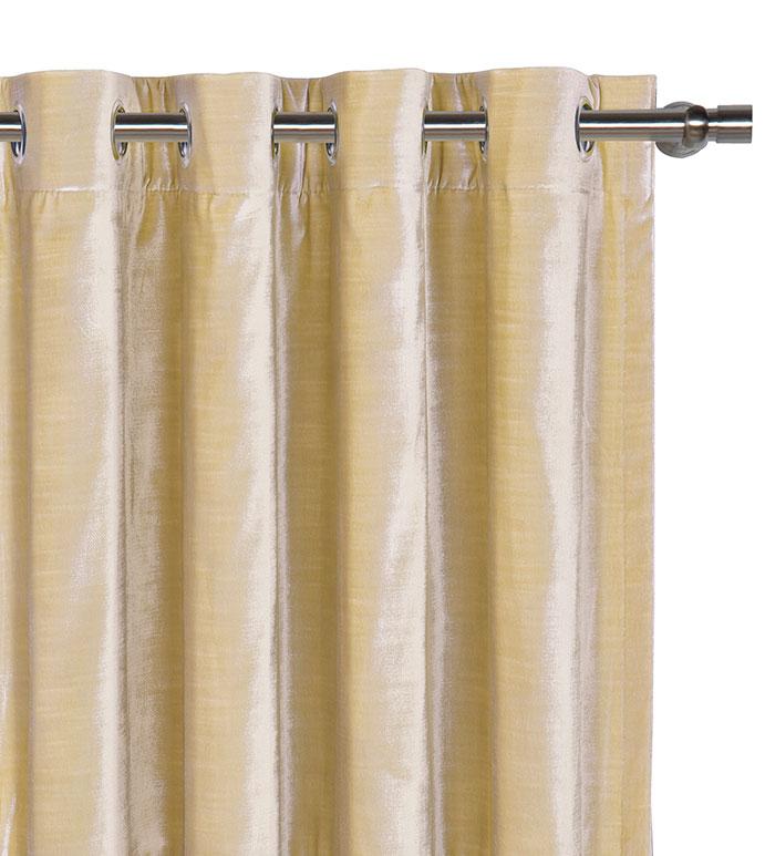 Winchester Cream Curtain Panel - ,