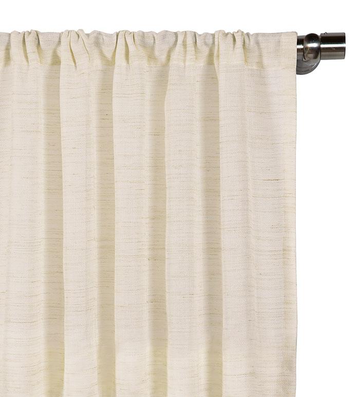 Pershing Cloud Curtain Panel - ,