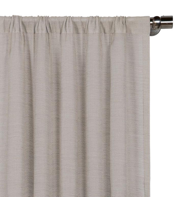 Pershing Dusk Curtain Panel - ,
