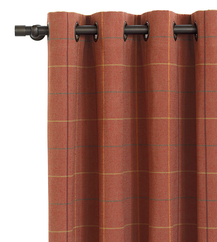 Donoghue Autumn Curtain Panel