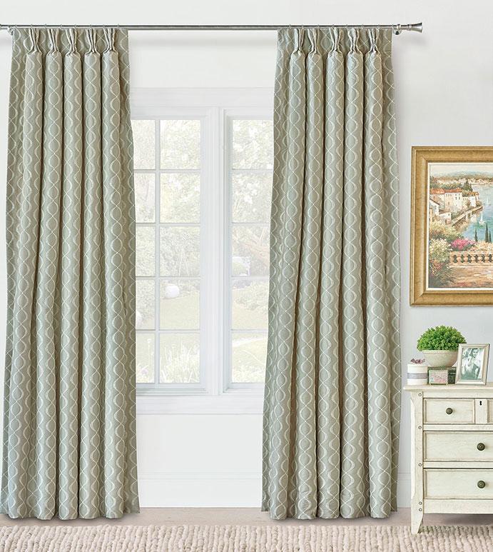 Birmingham Haze Curtain Panel