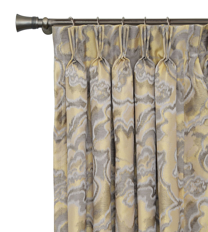 Amal Curtain Panel Eastern Accents, Curtain Panel Width