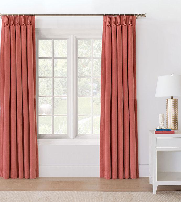 Lenneka Rose Curtain Panel
