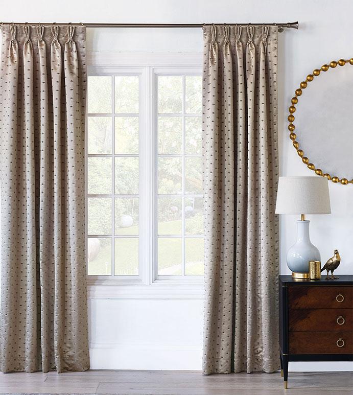 Isolde Curtain Panel