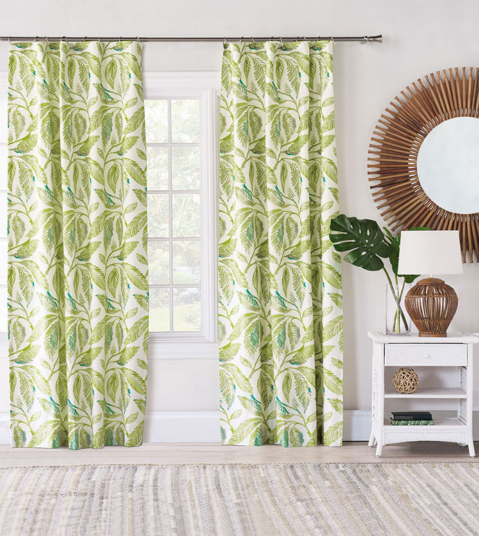 Namale Botanical Curtain Panel