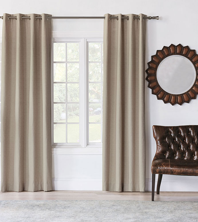 Aldrich Grommet Curtain Panel