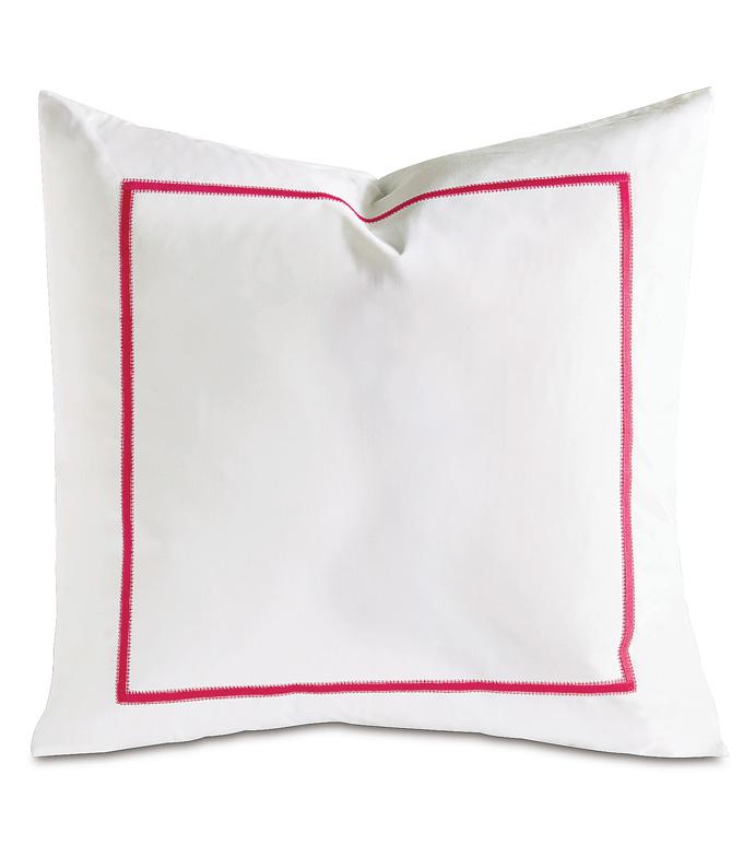 Gala Pink Decorative Pillow - ,