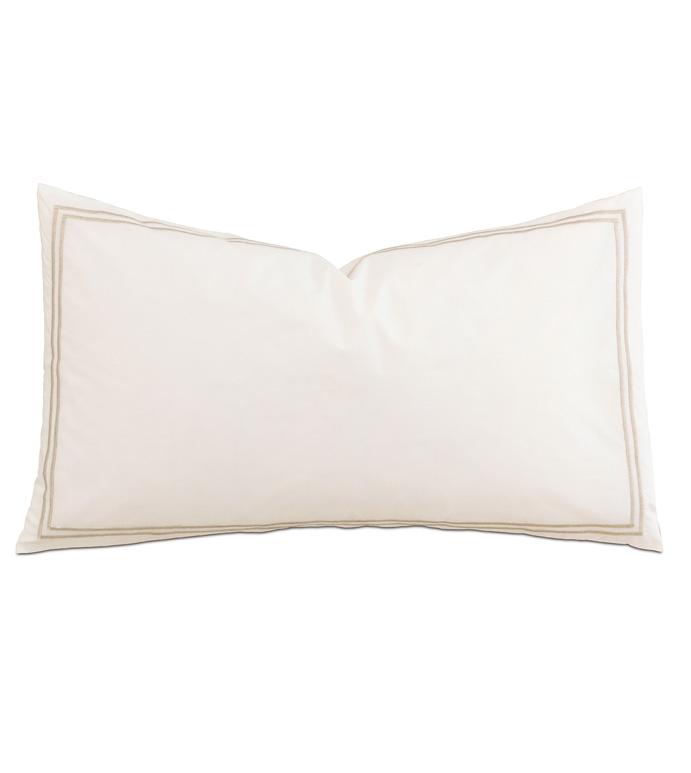 Enzo Ivory/Bisque With Flange - ,