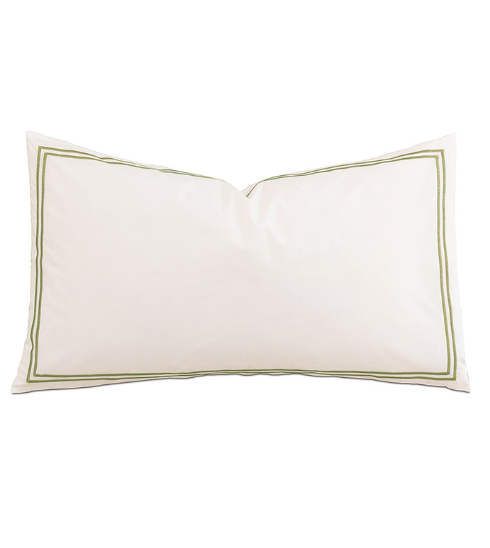 Enzo Ivory/Lime With Flange - ,