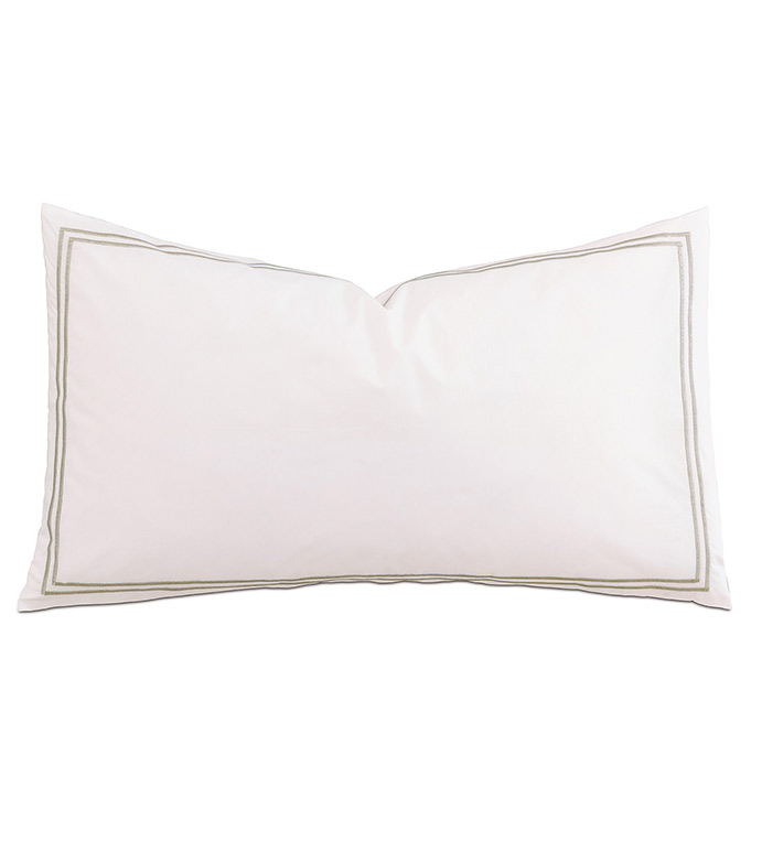 Enzo White/Dove With Flange - ,