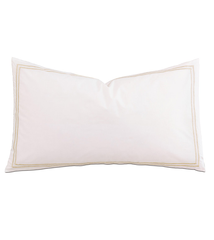 Enzo White/Bisque With Flange - ,
