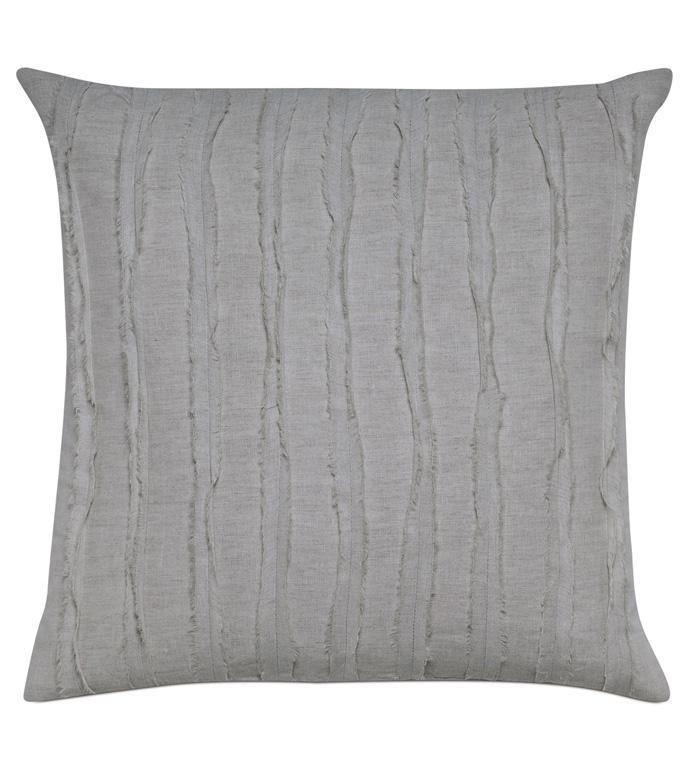 Shiloh Cement Square Decorative Pillow - ,