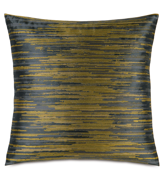 Horta Olive Accent Pillow - ,