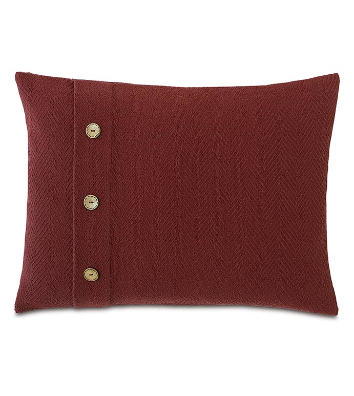 Bozeman Russet With Buttons - ,