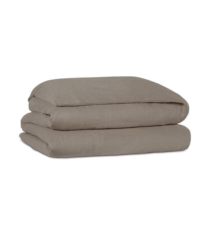 Resort Stone Duvet Cover - ,