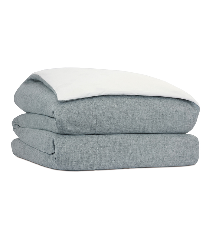 Persea Solid Duvet Cover