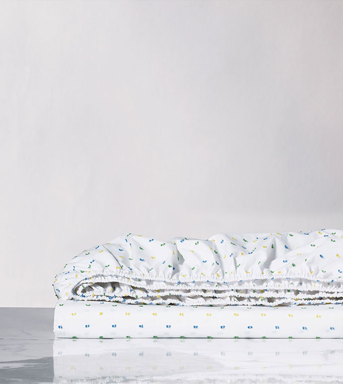 Fiddlesticks Fil Coupe Fitted Sheet