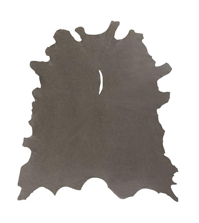 Bovine Brown Leather Hide Full