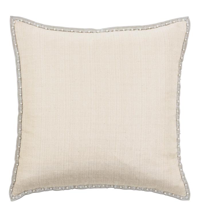 Isolde Euro Sham Pillow - ,