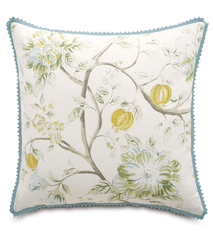 Magnolia Mint With Gimp - ,