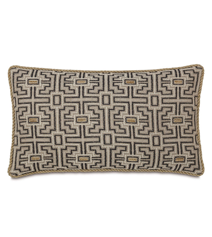 Maori Stone With Cord - ,