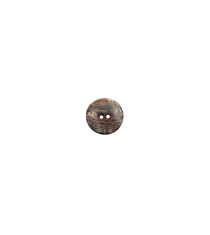 Button Caicos - ,brown button,mother of pearl button,pearlescent button,brown button,plastic button,buttons wholesale,buttons in bulk,decorative button,neutral button,